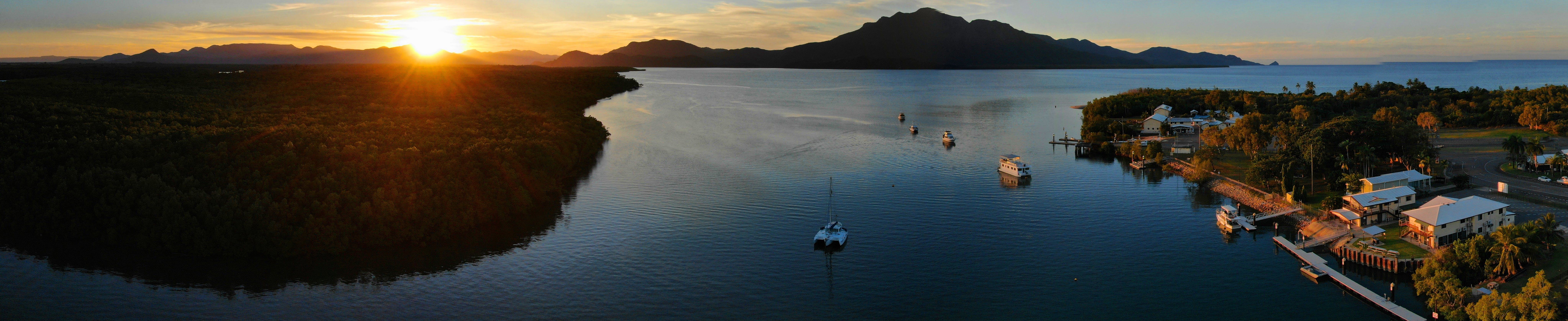 Hinchinbrook Marine Cove Resort - Goulburn Accommodation
