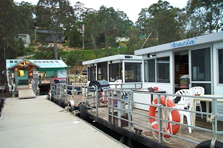 Clyde River Houseboats - Goulburn Accommodation