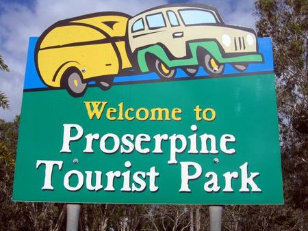 Proserpine Tourist Park - Goulburn Accommodation
