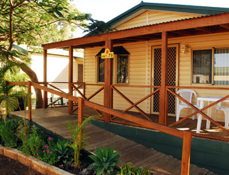 Wintersun Caravan  Tourist Park - Goulburn Accommodation