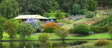 Pemberton Lavender and Berry Farm Cafe and Cottages - Goulburn Accommodation