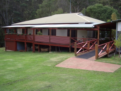 Pemberton Camp School - Goulburn Accommodation