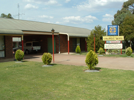 Barham Colonial Motel - Goulburn Accommodation