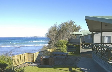 Berrara Beach Holiday Chalets - Goulburn Accommodation