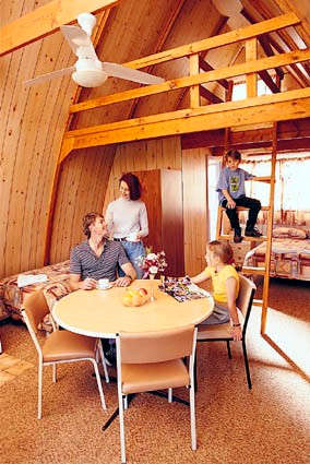 Discovery Holiday Parks - Boulder - Goulburn Accommodation
