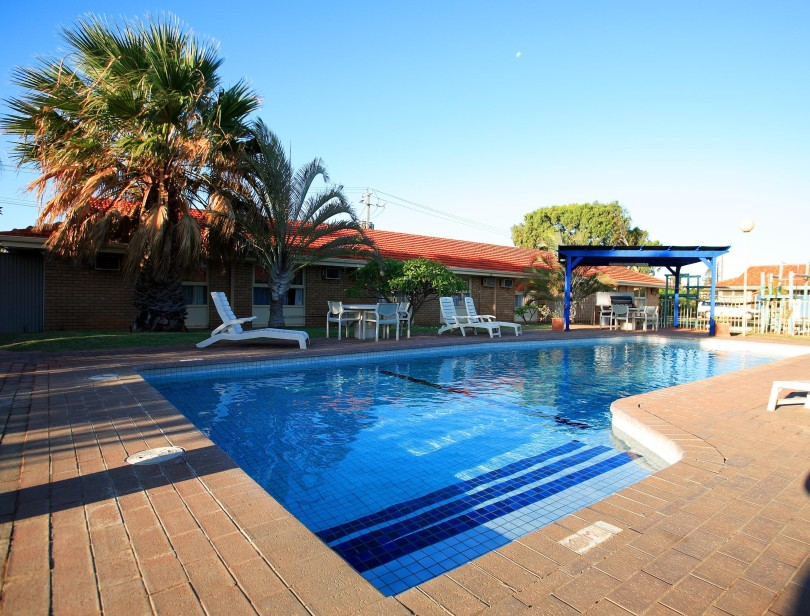 Best Western Hospitality Inn Carnarvon - Goulburn Accommodation