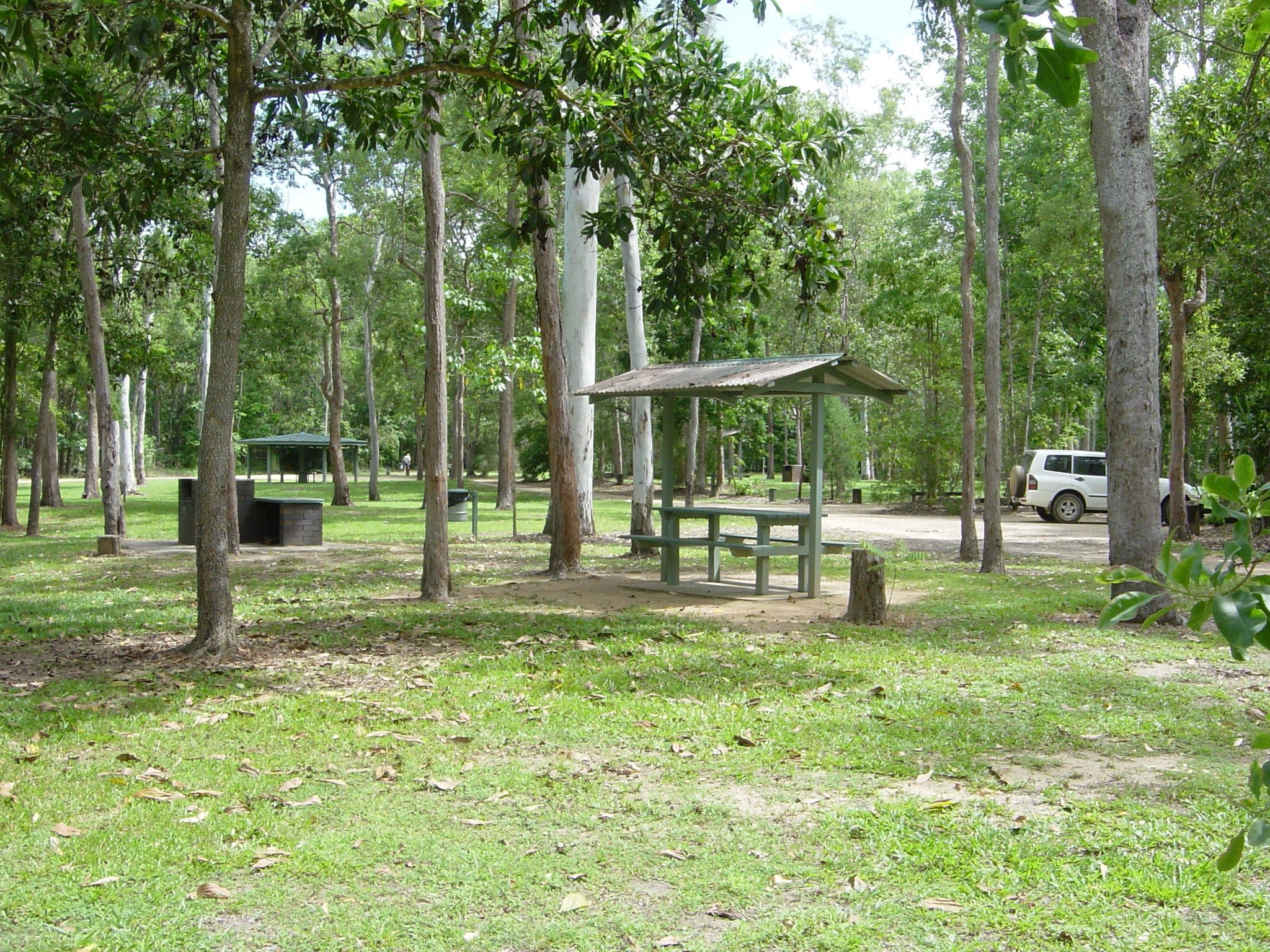 Broadwater camping area Abergowrie State Forest - Goulburn Accommodation