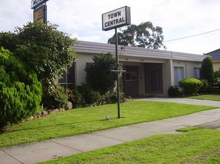 Bairnsdale Town Central Motel - Goulburn Accommodation