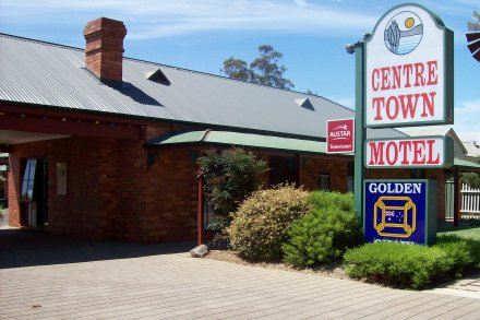 Centretown Motel Nagambie - Goulburn Accommodation
