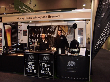 Otway Estate Winery And Brewery - Goulburn Accommodation