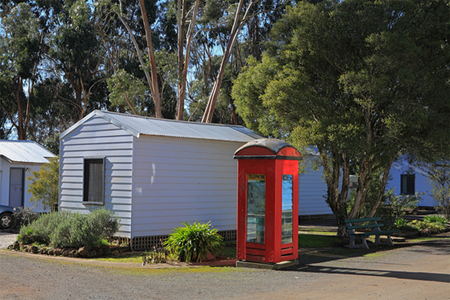 Shady Acres Caravan Park Ballarat - Goulburn Accommodation