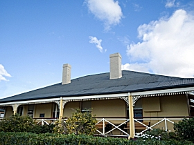 Tubby and Padman Boutique Accommodation - Goulburn Accommodation