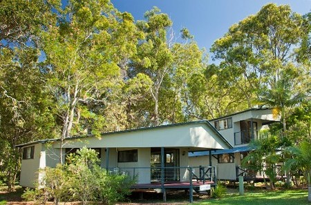 Wooli River Lodges - Goulburn Accommodation