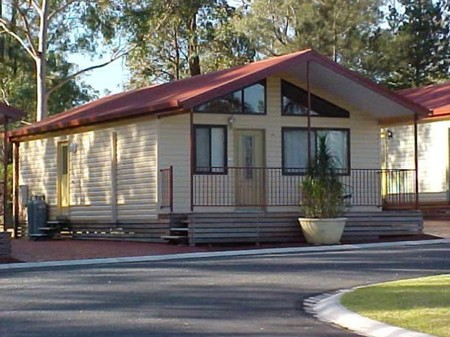 Sydney Getaway Holiday Park  Avina Van Village - Goulburn Accommodation