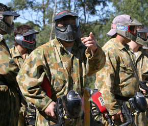 Action Paintball Games - Perth - Goulburn Accommodation