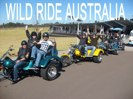 A Wild Ride - Goulburn Accommodation