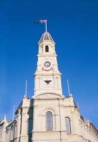 Fremantle Town Hall - Goulburn Accommodation