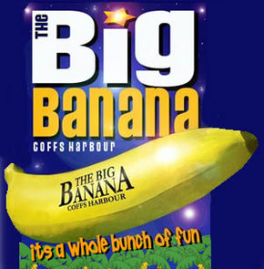 Big Banana - Goulburn Accommodation