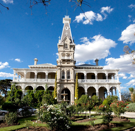 Rupertswood Mansion - Goulburn Accommodation