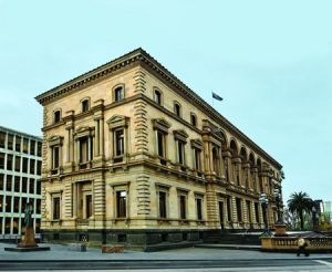 Old Treasury Building - Goulburn Accommodation
