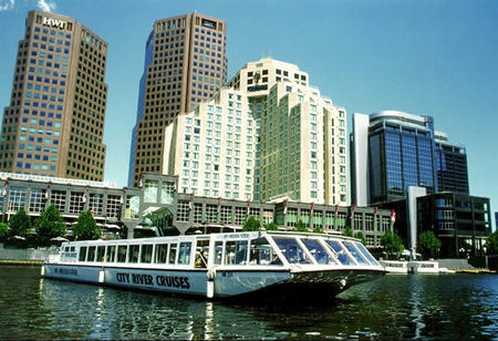 City River Cruises Melbourne - Goulburn Accommodation