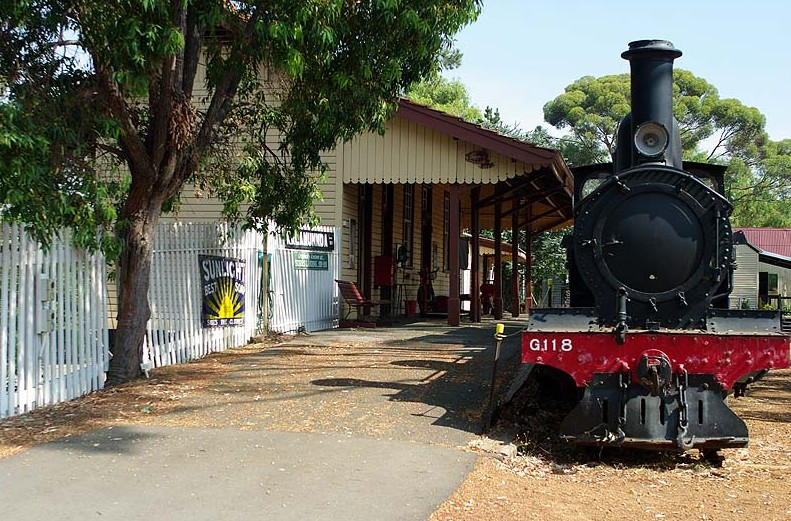 Kalamunda History Village - Goulburn Accommodation