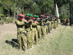 Top Gun Paintball Park - Goulburn Accommodation