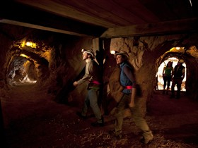 Heritage Blinman Mine Tours - Goulburn Accommodation