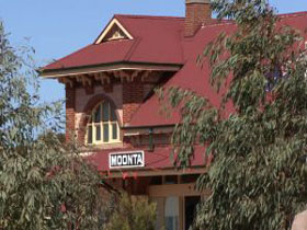 Moonta Tourist Office - Goulburn Accommodation
