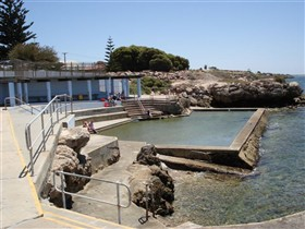 Edithburgh Tidal Pool - Goulburn Accommodation