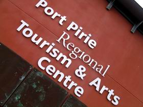 Port Pirie Regional Tourism And Arts Centre - Goulburn Accommodation