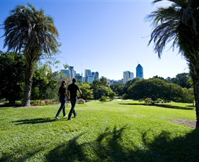 City Botanic Gardens - Goulburn Accommodation