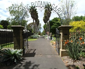 Friends of Geelong Botanic Gardens - Goulburn Accommodation