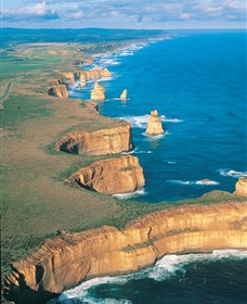 12 Apostles Flight Adventure from Apollo Bay - Goulburn Accommodation
