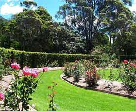 Wollongong Botanic Garden - Goulburn Accommodation