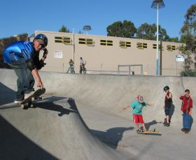 Goulburn Skate Park - Goulburn Accommodation