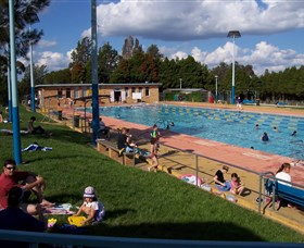 Goulburn Aquatic and Leisure Centre - Goulburn Accommodation
