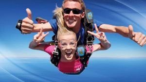 Skydive Oz Canberra - Goulburn Accommodation