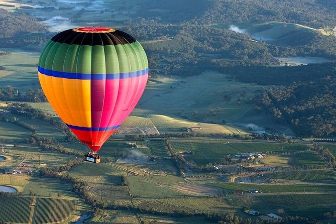 Yarra Valley Balloon Flight and Winery Tour