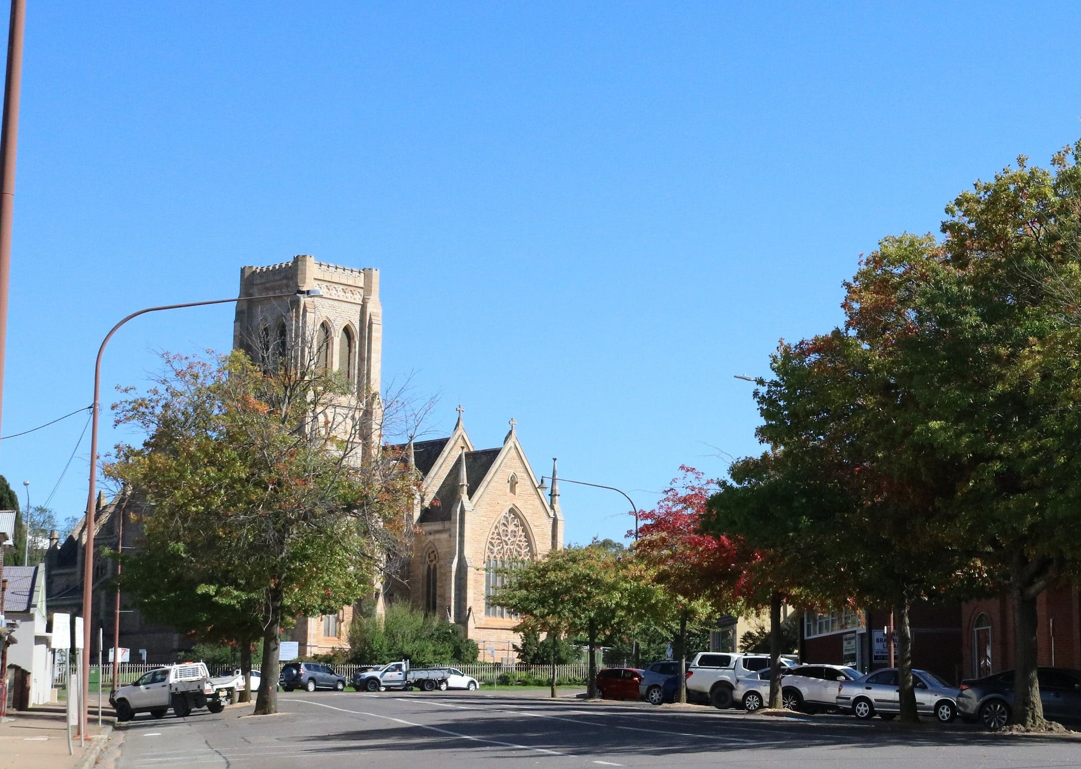 St Saviour's Anglican Cathedral - Goulburn Accommodation