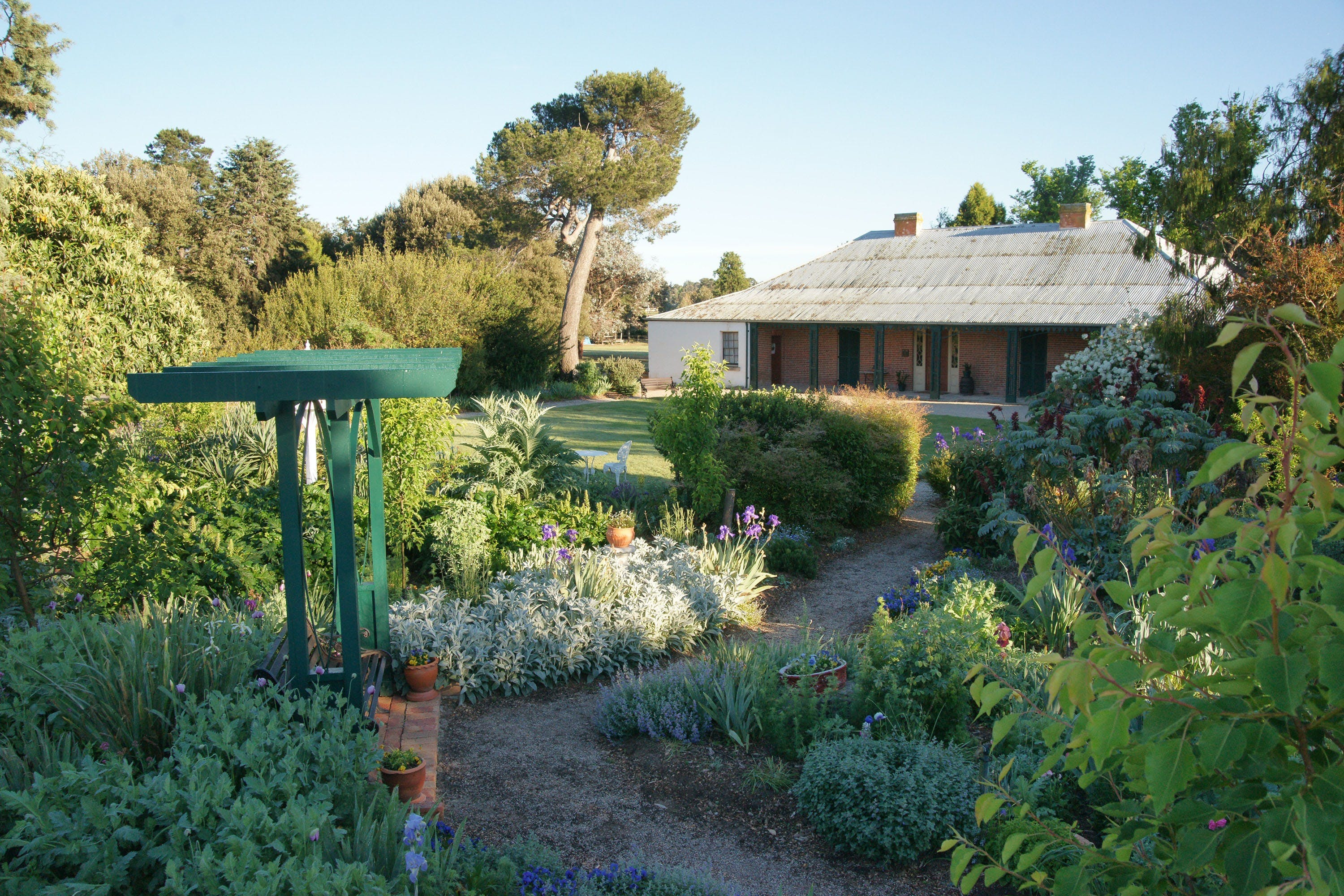 Riversdale Historic Homestead - Goulburn Accommodation