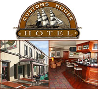 Customs House Hotel - Goulburn Accommodation