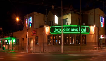 Lincolnshire Arms Hotel - Goulburn Accommodation