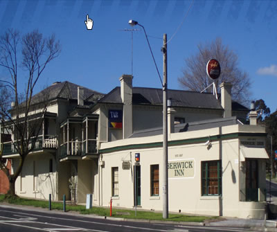 Berwick Inn Hotel - Goulburn Accommodation