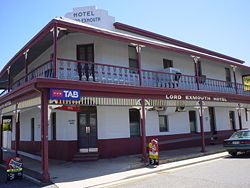 Lord Exmouth Hotel - Goulburn Accommodation