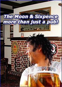 Moon and Sixpence British Pub - Goulburn Accommodation