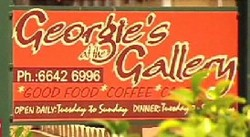 Georgies Cafe Restaurant - Goulburn Accommodation