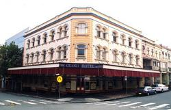 The Grand Hotel Newcastle - Goulburn Accommodation