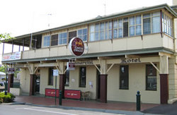 Commercial Hotel Alexandra - Goulburn Accommodation