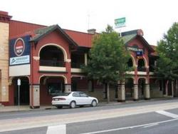 Commercial Hotel Benalla - Goulburn Accommodation